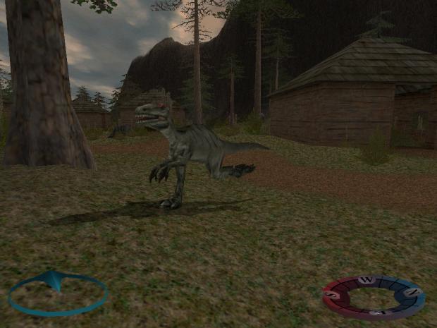 The Real Allosaurus!
