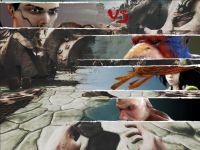 Zeno Clash in-game shots