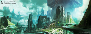 Estari City Concept