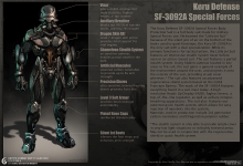Keith's Combat Suit Concept