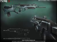 Modular Assault Rifle by SoundPath