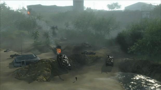 Crysis Wars Screens