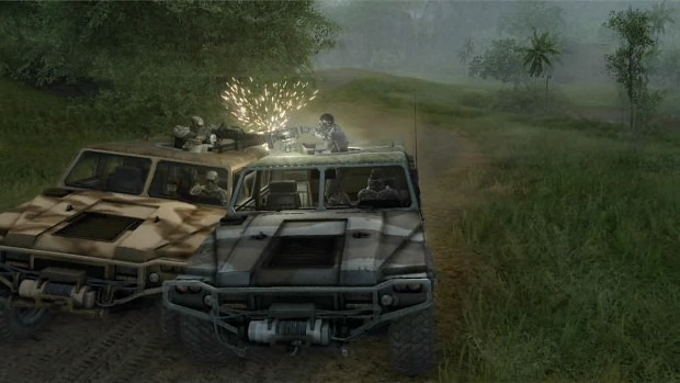 Crysis Wars Screens