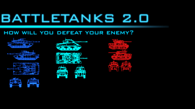 Battletanks 2 - How will you defeat your enemy?