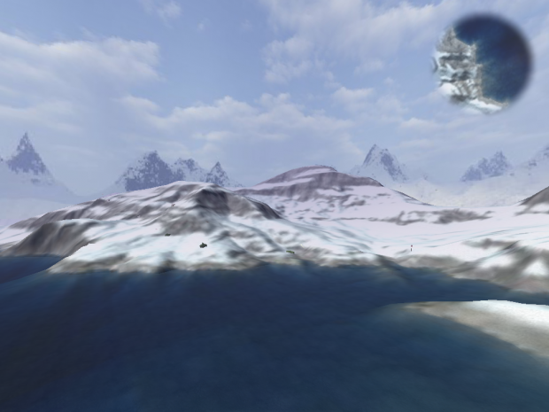 Arctic Cove Attack - New Map