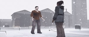 Images from Indigo Prophecy