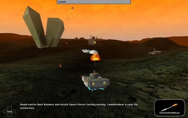 Tank Combat Mode