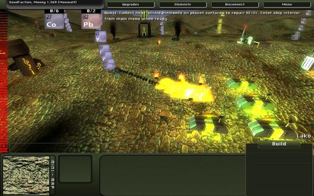 RTS Game Battle