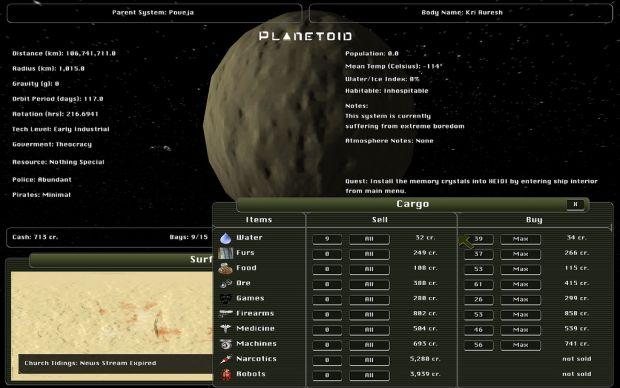 Planet Scanner