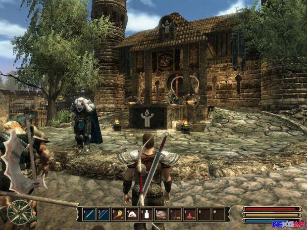 Gothic 3 Скачать бесплатно игру Готика 3. Castlevania: Lords of Shadow - Mi