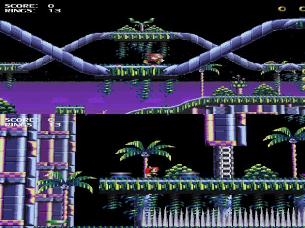 Split-screen Mode