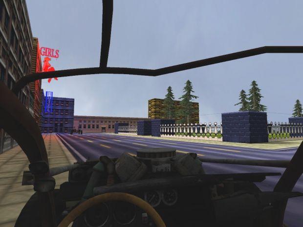 Half-Life 2 Test Map