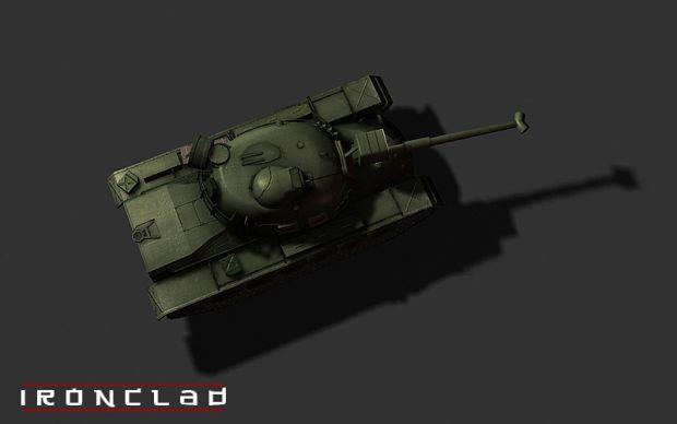 M48 Patton Render