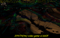 SYNTH video game v1.660