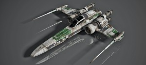 Z-95 Headhunter from Green Squadron