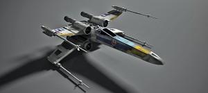 An X-Wing reskin