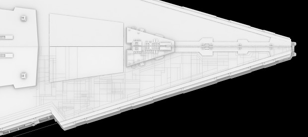 Star Destroyer Scribing