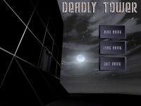 Deadly Tower main menu