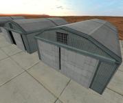 Interceptor Shield Air Force Base Building