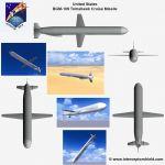 United States BGM-109 Tomahawk Cruise Missile
