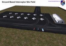 Ground Based Interceptor Silo Field Image Two