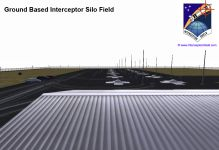 Ground Based Interceptor Silo Field Image Three
