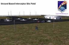 Ground Based Interceptor Silo Field Image six