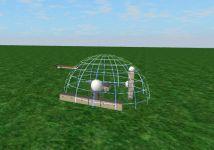 Radar Radius Sphere