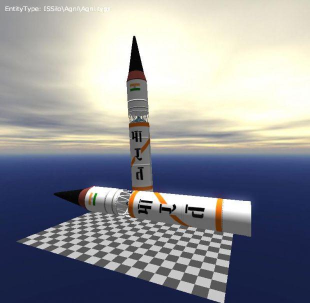 India's Agni-III ICBM