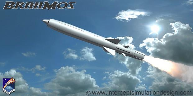 Brahmos Cruise Missile