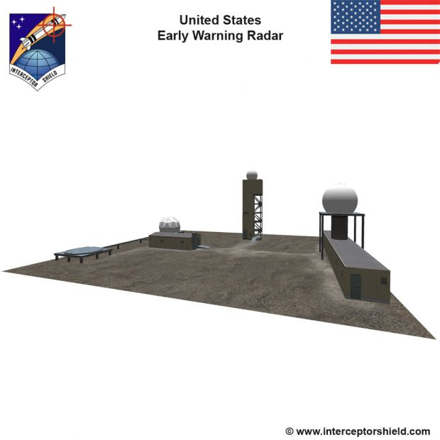 US Early Warning Radar