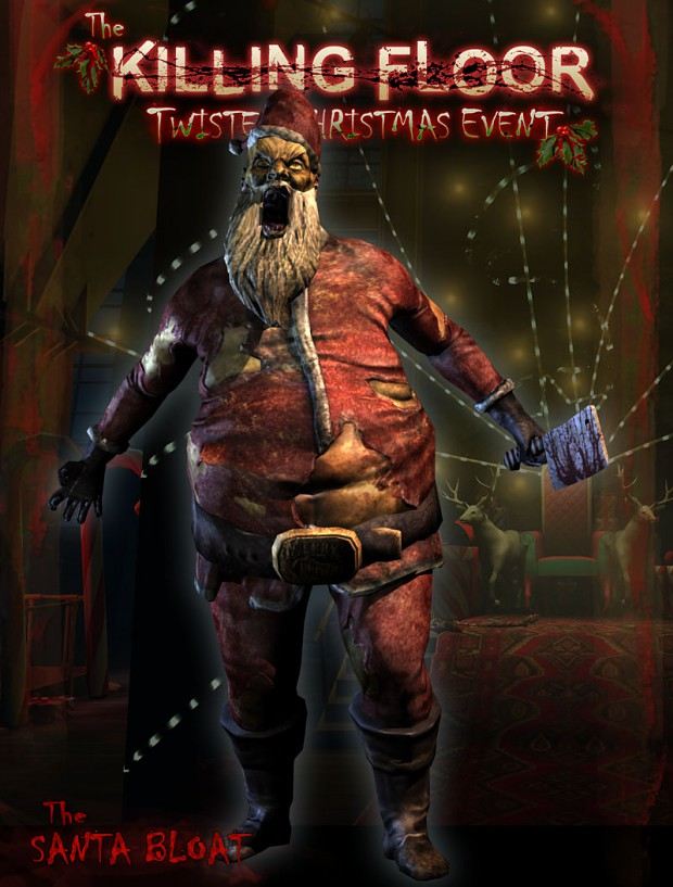 The Santa Bloat Image Killing Floor Mod Db
