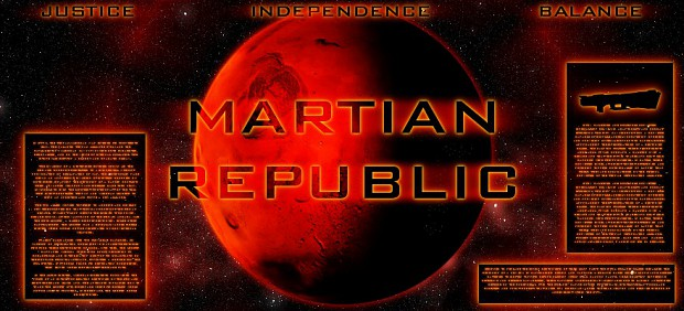 New Martian Republic Logo