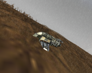 Landed on a planet