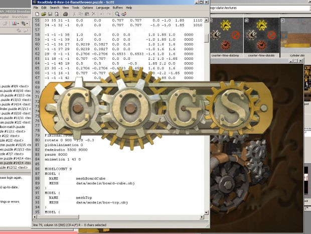 Modding Cogs Puzzles