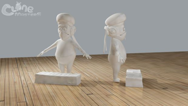 Wattson R. Ice 3D Model