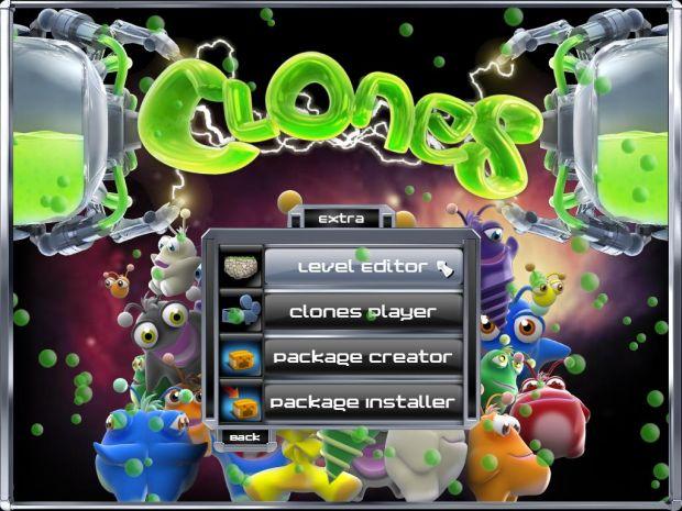 Clones Extra Features