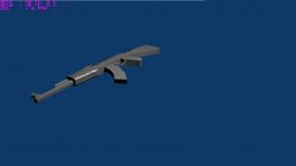 Ak-47 Not textured