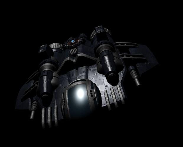 3D model renders