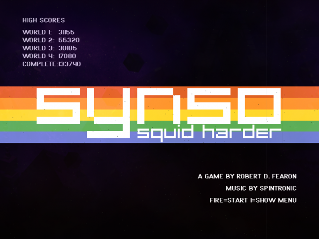 SYNSO:Squid Harder V1.0 Screenshots