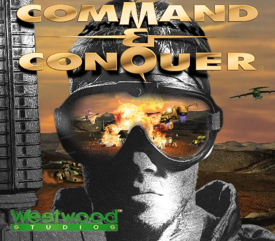Command & Conquer Box Art & Jewel Case Image