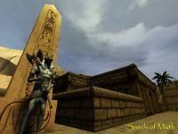 Anubis guarding the city