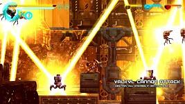 Valkyl Cannon Attack