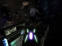 Cornerian freighter
