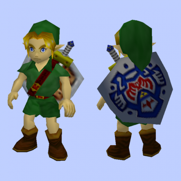 TGE: Young Link