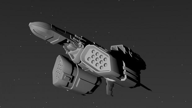 New Unnamed Bomber #2