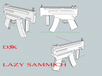lazy sammichs weapons