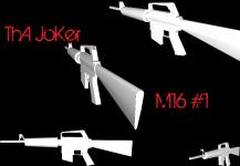 redone M16