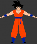 Goku F(Work in progress)