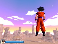 Base Goku accurate colors